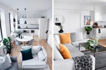 Гениальные идеи для бюджетного обустройства небольших квартир