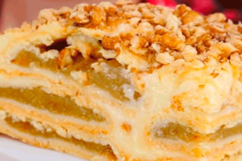 Готовим обалденный баварский яблочный пирог