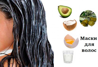 10 удивительных масок для волос для лечения выпадения волос!