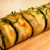 Очень вкусная и красивая закуска из баклажанов