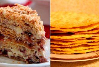Вкуснейший торт «Степка — Растрепка» с кремом из сгущенки
