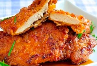 5 лучших рецептов куриных отбивных