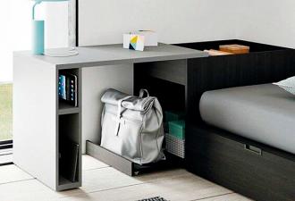 10 столов - «невидимок», которые буквально растворяются в пространстве