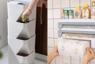 7 практичных вещиц для дома, с которыми быт станет проще, а жизнь комфортнее