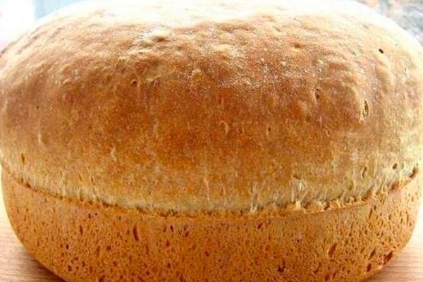Хлеб по рецепту моей свекрови