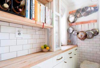 Секреты, которые необходимо знать всем владельцам маленькой кухни