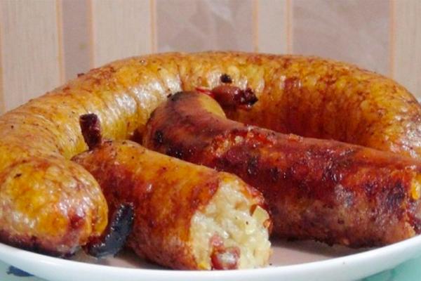 Картофельная колбаса — это безумно вкусно