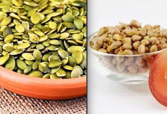 10 самых полезных для здоровья в мире семян и «косточек»