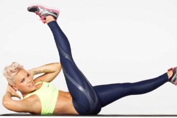 5 простых упражнений, которые сделают ваше тело идеальным всего за четыре недели