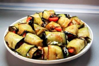 Как вкусно приготовить баклажаны? Топ-21 рецепт