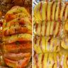 Картошка-гармошка: очень вкусно, быстро и просто
