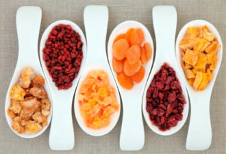 Разрешенные сухофрукты при похудении — как есть и не толстеть