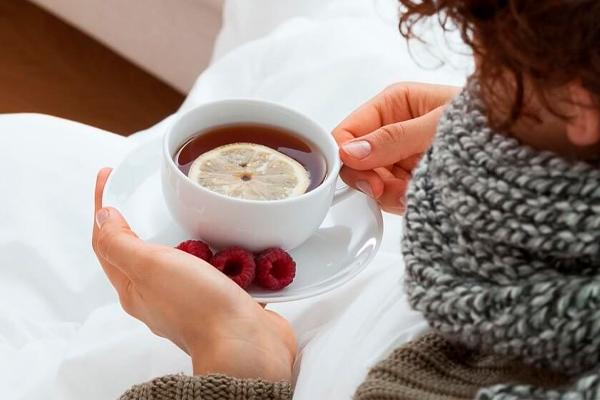5 чаев, которые нужно пить при кашле