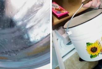 Избавляемся от плесени в стиральной машинке нехитрым, но эффективным методом
