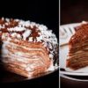 Невероятно простой и вкусный шоколадный тортик на сковороде