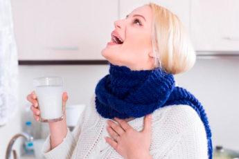 Когда першит горло и хочется кашлять — топ 10 средств лечения
