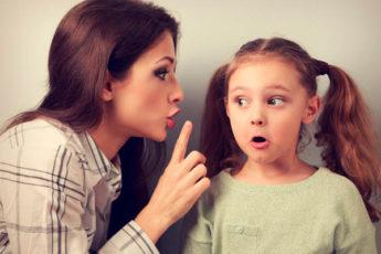 Как воспитать ребенка, который не будет вам врать