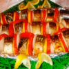 Сочная скумбрия, запеченная в духовке: очень вкусно и полезно