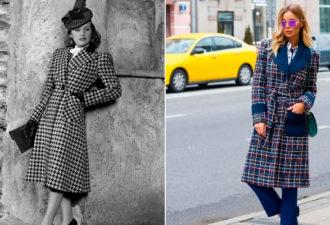 5 легендарных моделей пальто, которые будут модными и через полвека
