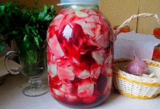 Быстрая и вкусная капуста «Провансаль»