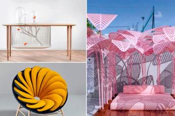 19 оригинальных примеров мебели для дома и сада
