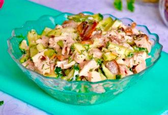 Оригинальный салат «Баку»: готовлю на все праздники!