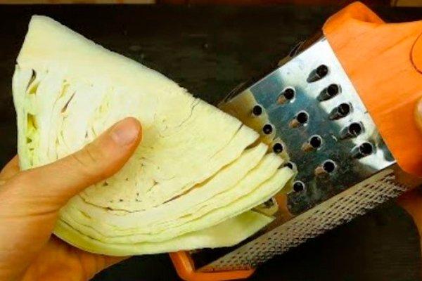 Новинка из капусты, которую можно готовить каждый день и совсем без масла на каждый день