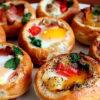 Фаршированные булочки: 5 вкусных рецептов