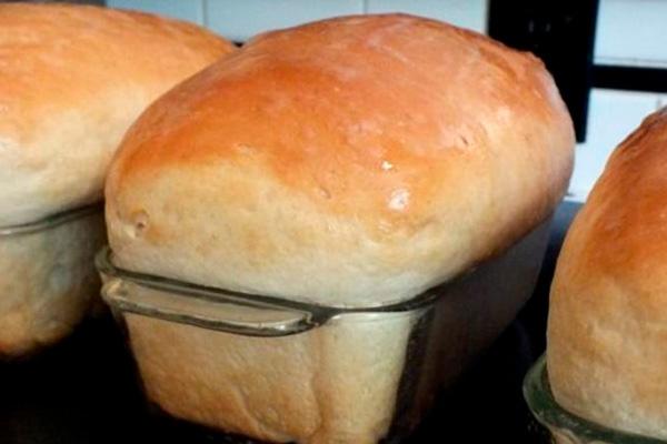 Мягкий, нежный хлеб, как у любимой бабушки