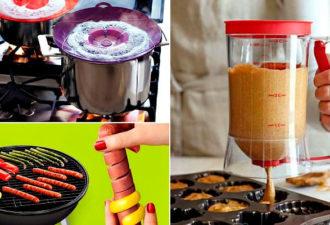 Гениальные кухонные приспособления, которыми хочется обзавестись немедленно
