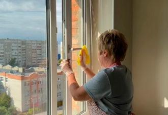 Как помыть окна и полы так, чтобы они остались чистыми, как можно дольше