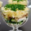 Потрясающий салат «Швейцарский» для новогоднего застолья