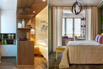 Практичные идеи по дизайну: объединяем комнату и балкон