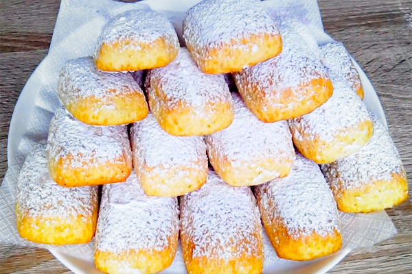 """Творожное печенье """"Минутка"""": вкусно и просто"""