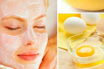 Яичные маски для лица: устраняют морщины, пятна, угри и даже шрамы