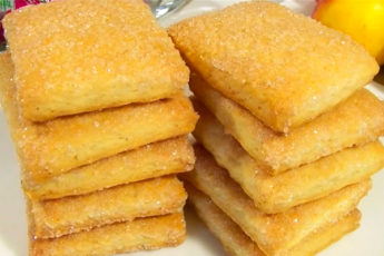 Быстрое вкусное печенье: проверенный семейный рецепт