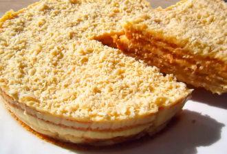 Самый лучший торт без выпечки со вкусом пломбира