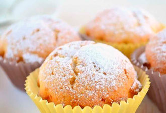 Творожные кексы: ароматные, вкусные и нежные