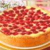 Cметанник с ягодaми и творожной основой — нежность гарантирована!