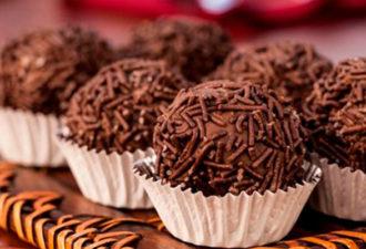 Очень вкусный шоколадный десерт, всего из 3 ингредиентов