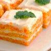 Легкое морковное пирожное для тех, кто на диете!