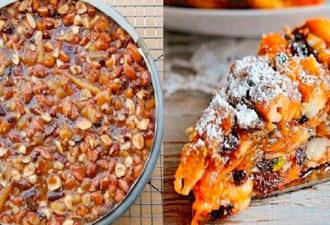 Популярный итальянский десерт «Панфорте»