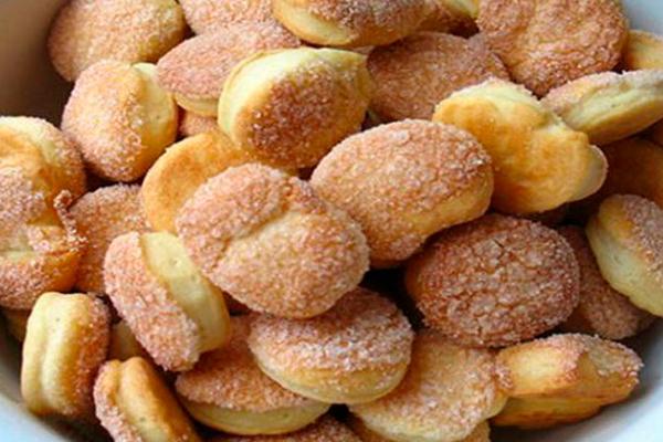 Самое быстрое печенье без яиц: легкий и прямо-таки воздушный вкус