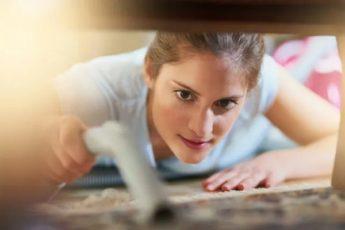 Места в доме, которые следует пылесосить гораздо чаще, чем мы привыкли