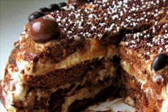 Это просто неописуемо вкусный тортик без выпечки: всем советую