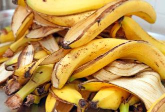 19 интересных способов применения банановой кожуры