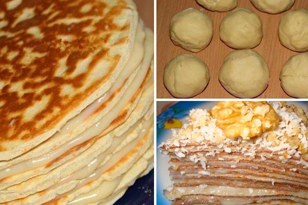 Торт со сгущенкой на сковороде: проще рецепта не найти