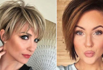 Как создать объем на тонких волосах: 30+ стильных вариантов стрижек