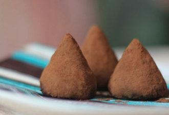 Шоколадные трюфели своими руками. В разы вкуснее самых дорогих!