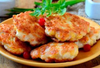 Шницели с сыром: приготовьте, и вкуснейший ужин гарантирован